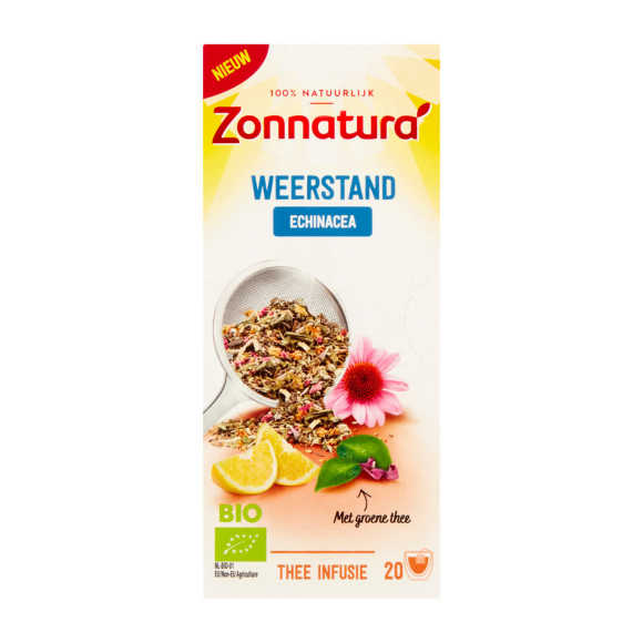 Zonnatura Thee weerstand product photo