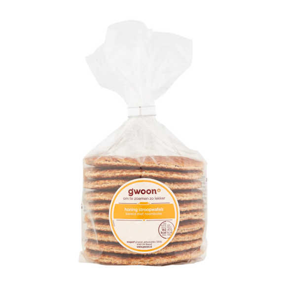 g'woon Stroopwafel Honing product photo