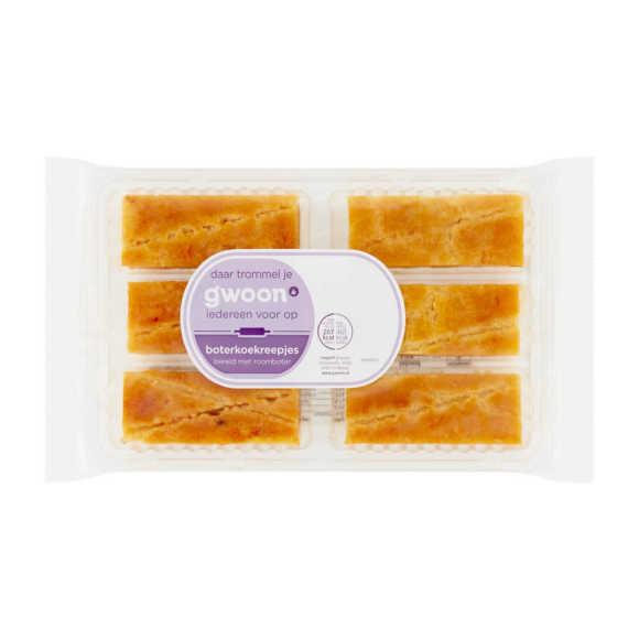 g'woon Roomboter boterkoek reepjes product photo