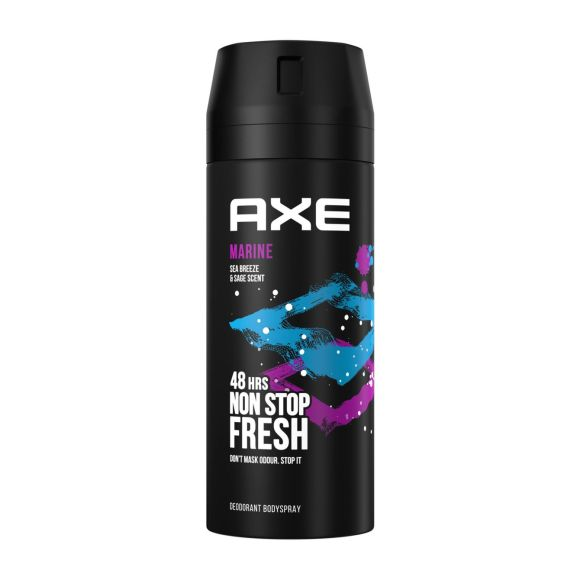 Axe Deospray marine product photo