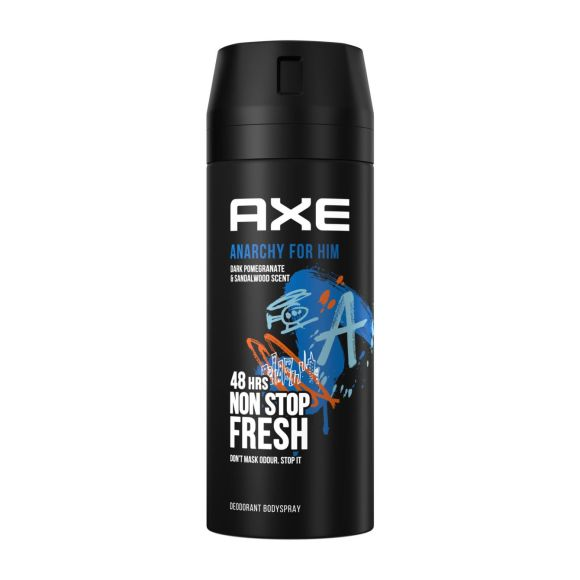 Axe Deospray anarchy product photo