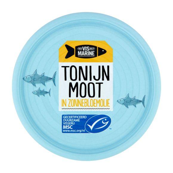 Vismarine Tonijnmoot zonnebloemolie product photo