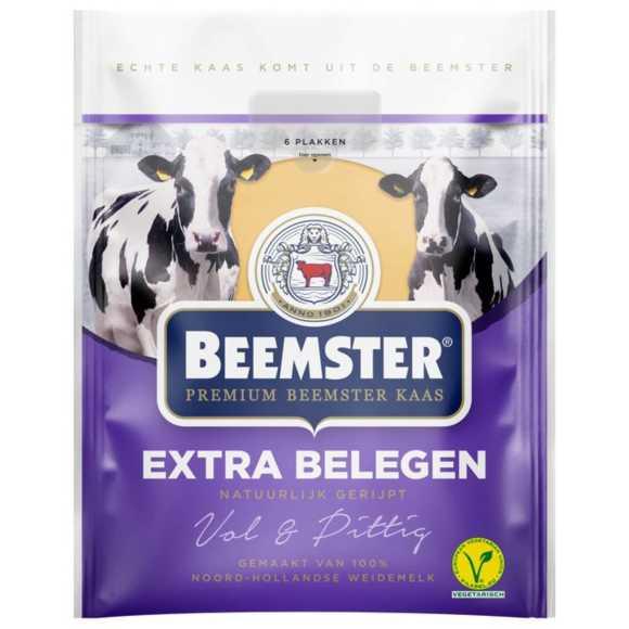 Beemster Extra belegen 48+ plakken product photo