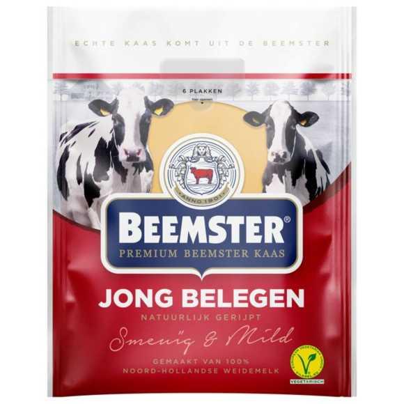 Beemster Jong belegen 48+ plakken product photo