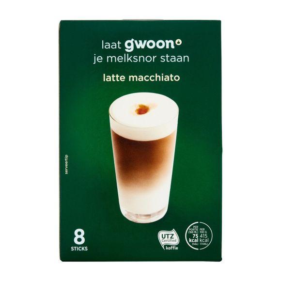 g'woon Latte macchiat product photo