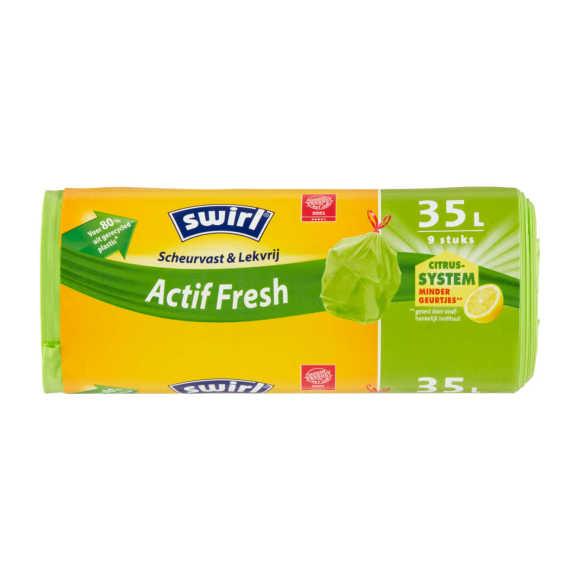 Swirl Afvalzak actiffresh 35l product photo