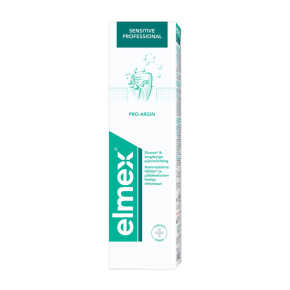 Elmex Tandpasta sensitive professional product photo