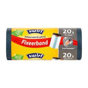 Swirl Afvalzakken fixeerband 20 liter product photo