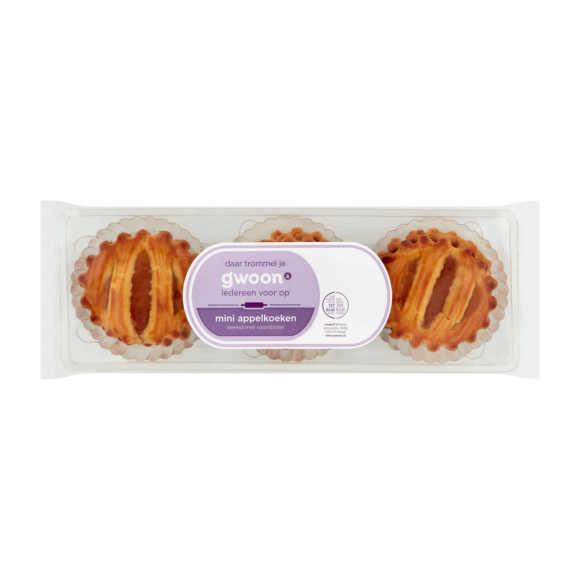 g'woon Roomboter mini appelkoeken product photo