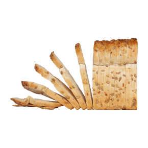 Molenbrood Zonne  brood half product photo