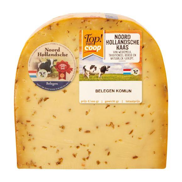 Top! van Coop Belegen komijn kaas stuk product photo