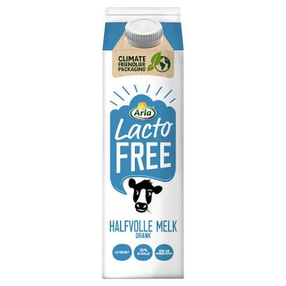 Arla Lactosevrije halfvolle melk product photo
