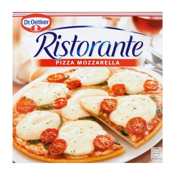 Dr. Oetker Pizza Ristorante Mozzarella product photo