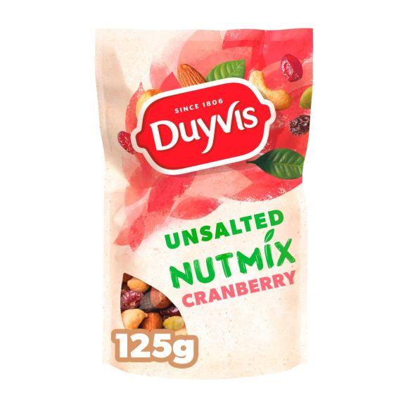 Duyvis Ongezouten noten mix met cranberry product photo