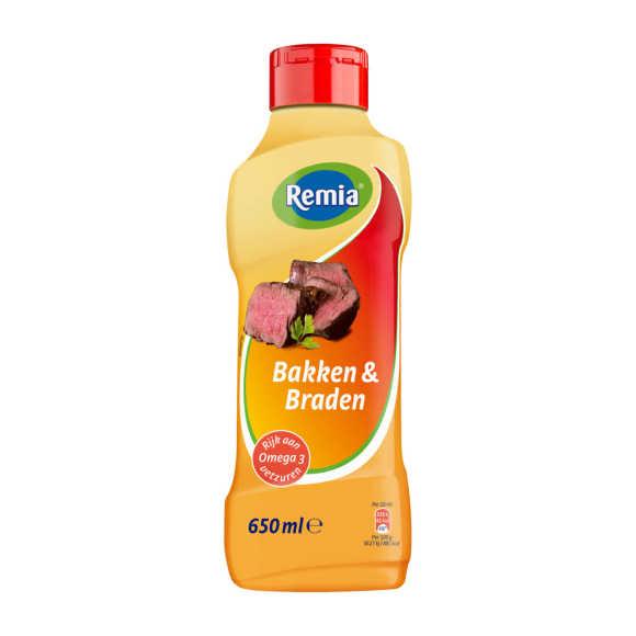 Remia Bakken en braden product photo