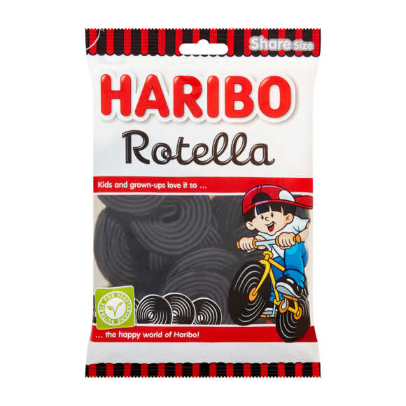 Haribo rotella product photo