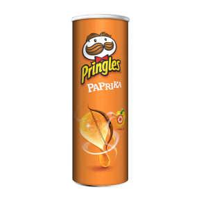 Pringles Paprika product photo