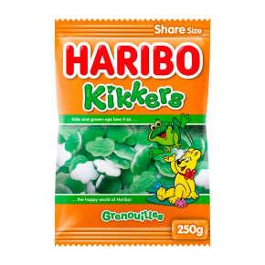 Haribo kikkers product photo