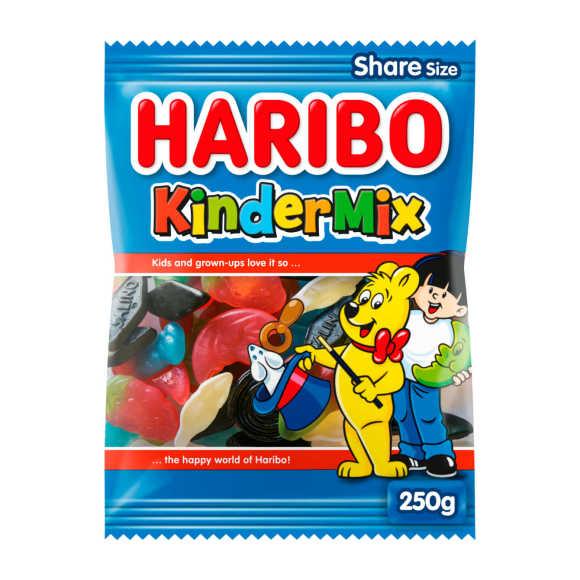 Haribo kindermix product photo