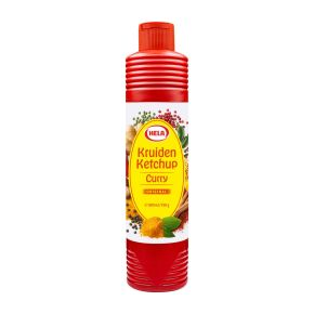Hela Curry kruiden ketchup product photo