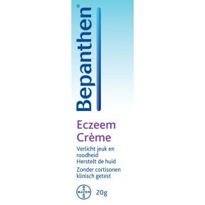 Bepanthen Eczeem crème product photo