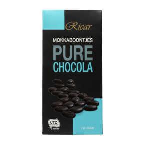 Verval Mokkaboontjes pure chocola product photo
