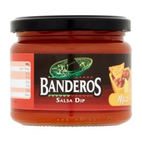 Bandero Salsa dip mild product photo