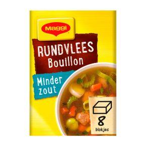 Maggi Bouillon rundvlees minder zout product photo