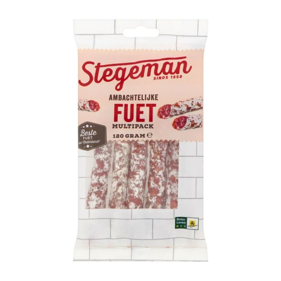 Stegeman Fuet sticks multipack product photo