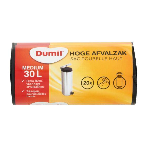Dumil Hoge afvalzakken 30 liter product photo