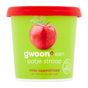 g'woon Rinse appelstroop product photo