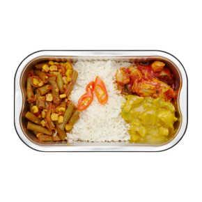 Indische rijsttafel product photo