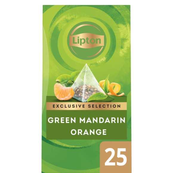 Lipton Exclusive select mandarijn sinaassappel product photo