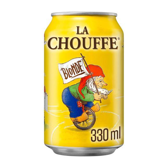 La Chouffe Blond Speciaalbier blik product photo