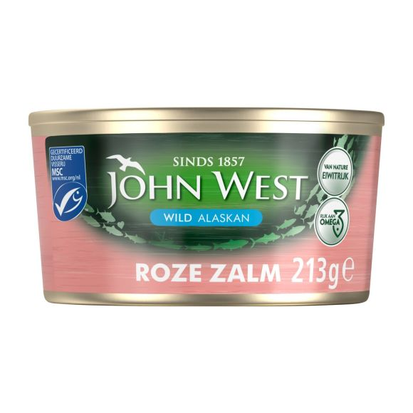 John West Msc roze zalm product photo
