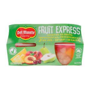 Del Monte Fruit express perzik product photo