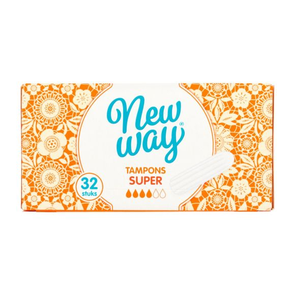 Newway Tampons super product photo