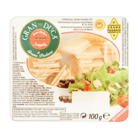 Coop Grana padano snippers product photo