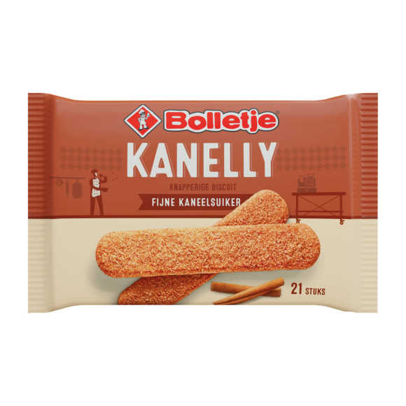 Bolletje Biscuit kanelly product photo