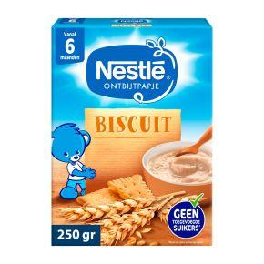 Nestlé Ontbijtpapje biscuit product photo