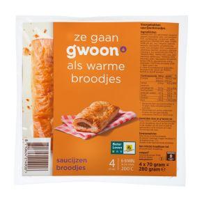 g'woon Saucijzenbrood product photo