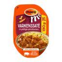 Mora Varkenssaté in pittige pindasaus product photo