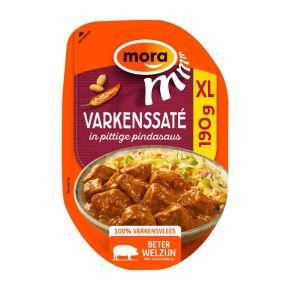 Mora Varkenssaté pittig product photo