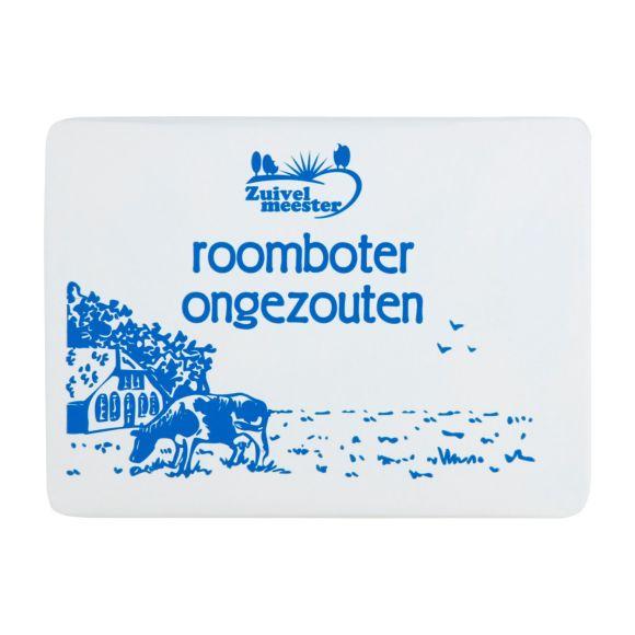 Roomboter ongezouten product photo