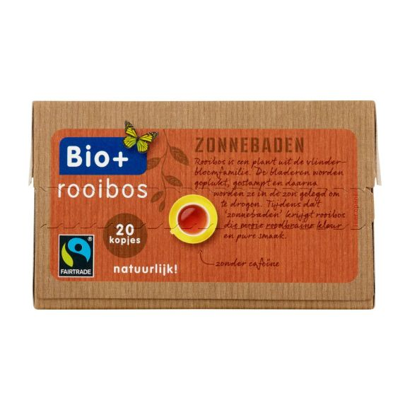 Bio+ Rooibos thee product photo