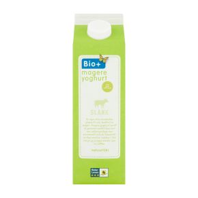 Bio+ Magere yoghurt product photo