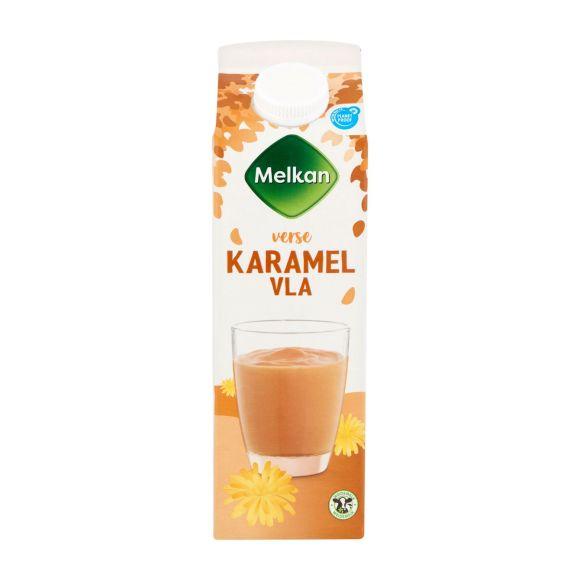 Melkan Karamel vla product photo