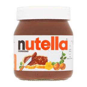 Nutella Hazelnootpasta middel product photo