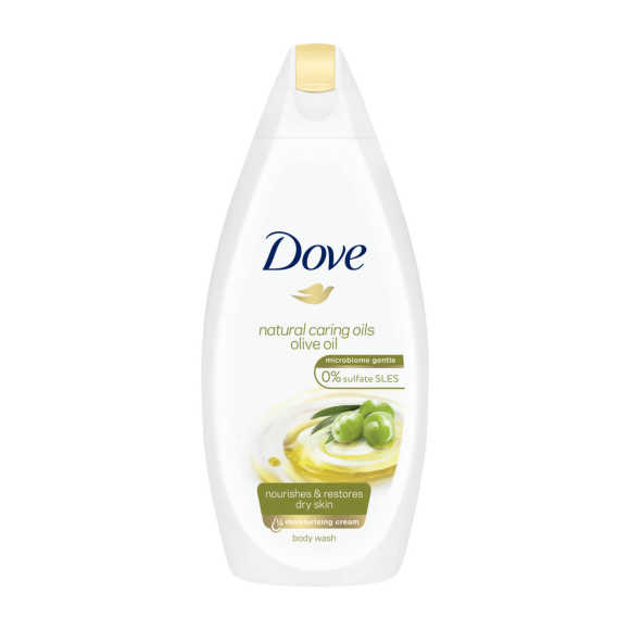 Dove Shower protect care product photo