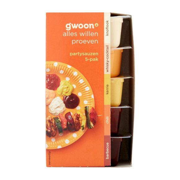 g'woon Gourmetsauzen product photo